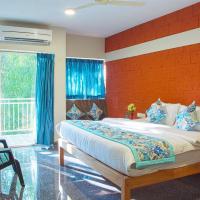 Blue Ocean Sands - On the Beach, hotel in Kumta