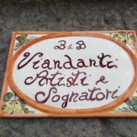 Viandanti, Artisti e Sognatori, hotel in Comano