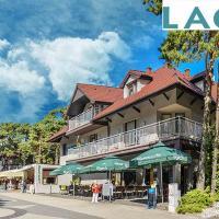 Pensjonat i Restauracja Laguna – hotel w Pogorzelicy