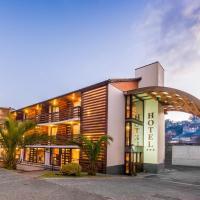 Gran Hotel Germania, hotel en Puerto Varas