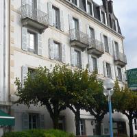 Hôtel de la Poste et Europe, hôtel à La Bourboule