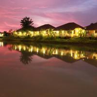 Pirom Lake and Resort, hotel in Si Maha Phot