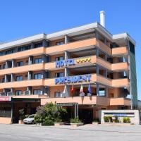 Hotel President Pomezia, hotel a Pomezia
