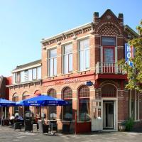 Hotel Restaurant Boven Groningen, hotel in Delfzijl