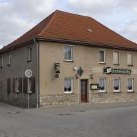 """Gasthaus ,,Zum schwarzen Bär"""", hotel in Güsten"""