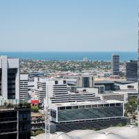 Gorgeous CBD Apartment with Bay View!, hotel em Melbourne