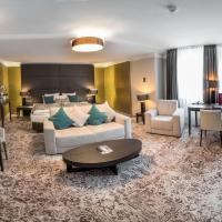 Drei Loewen, hotell Münchenis