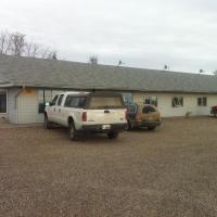 Midway Motel, hotel em Radisson
