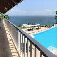 Vista Mare Ocean View Top Floor 1-Bedroom Condo/Suite, Samana, hotel in Santa Bárbara de Samaná
