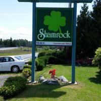 Shamrock Motel, hotel near Bellingham International Airport - BLI, Bellingham
