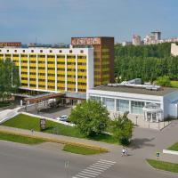 Гостиница Вятка, отель в Кирове