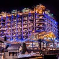 Alpina Eclectic Hotel, hotel in Chamonix
