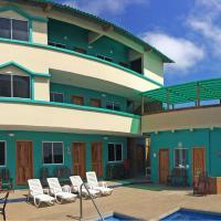 The Lookout Beach Hotel, hotel em San Lorenzo