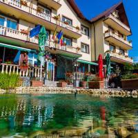 Hotel Dumbrava, hotel in Rupea