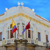 Rio Hotel, hotel em Riobamba