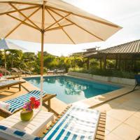 Pousada Jardim Cambui, hotel in Itacimirim