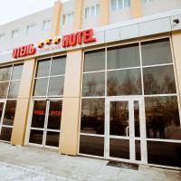 Talisman hotel, отель в городе Polevskoy