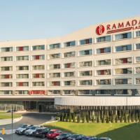 Ramada Plaza Craiova, hotel in Craiova