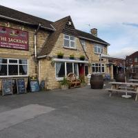 The jackdaw, hotel in Tadcaster