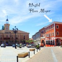 Hostal Plaza Mayor, hotel en Carrión de los Condes