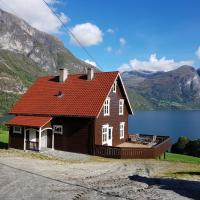 Charming timber house in Stryn, Norway