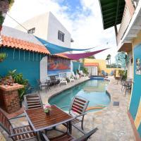 Palm Beach Retreat, hotel in Palm-Eagle Beach