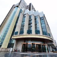 GreenTree Inn Beijing Changping District North China Electric Power University Business Hotel, hotel in Changping