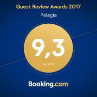 Pelagia, hotel in Marathokampos