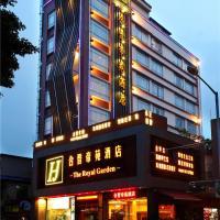 Guangzhou The Royal Garden Hotel, viešbutis Guandžou