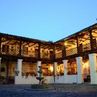 Hacienda San Isidro De Iltaqui, hotel em Cotacachi