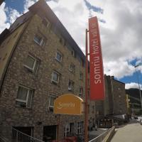 Hotel Vall Ski, отель в городе Инклес