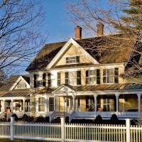 Jackson House Inn, hotel in Woodstock