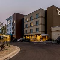Fairfield Inn & Suites by Marriott Butte, hôtel à Butte