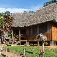 Tambopata Ecolodge, hotel in Tambopata