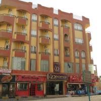 Diana Hotel Hurghada, hotell sihtkohas Hurghada