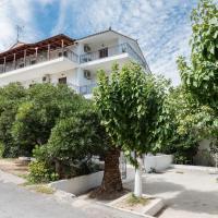 Areti Apartments, отель в Поросе