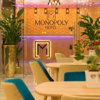 Monopoly Hotel, hotel in Otopeni