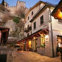 Hotel Rosa, отель в Сан-Марино