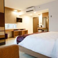 巴淡艾薇泰爾酒店,巴淡島中心的飯店