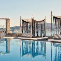 Mykonos No5 Luxury Suites & Villas, hotel in Ornos
