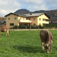 Ferienwohnung Thannen, Hotel in Lingenau
