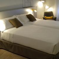 Peninsular, hotel en Girona