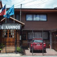 Hotel Luanco, hotel en Temuco