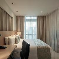 PARKROYAL Serviced Suites Kuala Lumpur, отель в Куала-Лумпуре