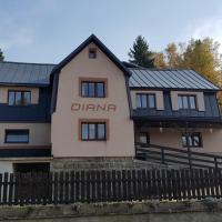 Penzion Diana, hotel v destinaci Bedřichov