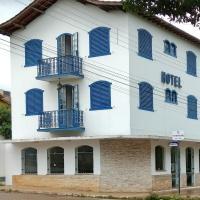 Hotel Vila Mineira, hotel in Oliveira