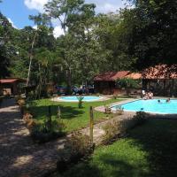 Pulhapanzak Waterfall Cabins