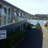 Waterfront Lodge Motel, hotel em Hobart