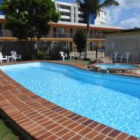 Urangan Motor Inn, hotel in Hervey Bay
