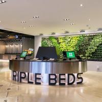 Green World Triple Beds, отель в Тайбэе